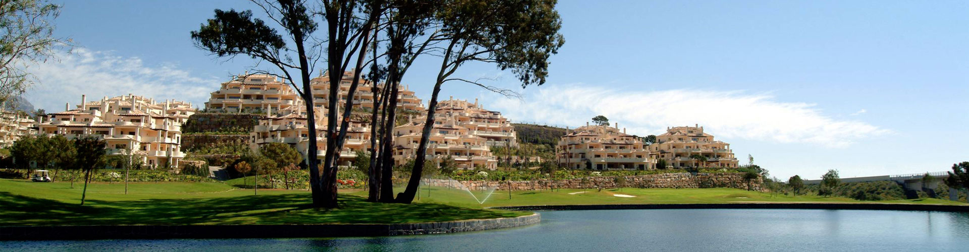 Golf in Benahavis : El Higueral Golf