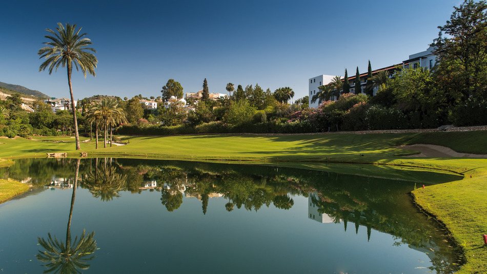 Golf in Benahavis :: La Quinta Golf