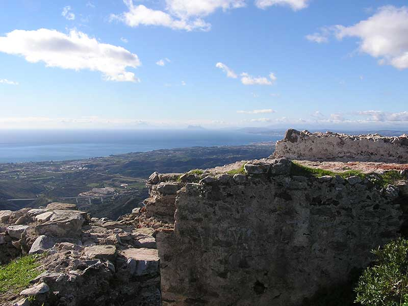 Benahavis : Montemayor Castle