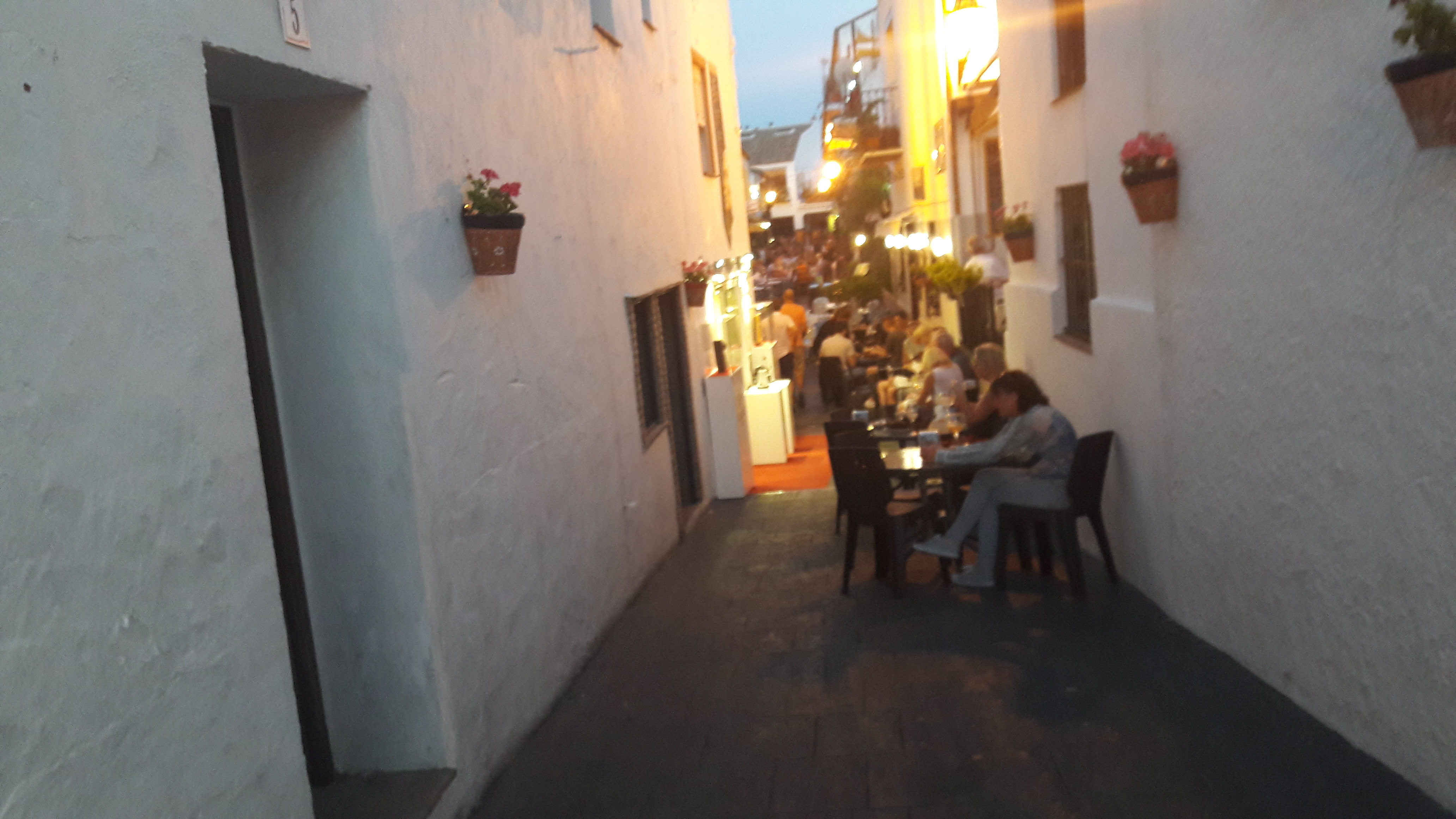 Bars in Benahavis : Lili's