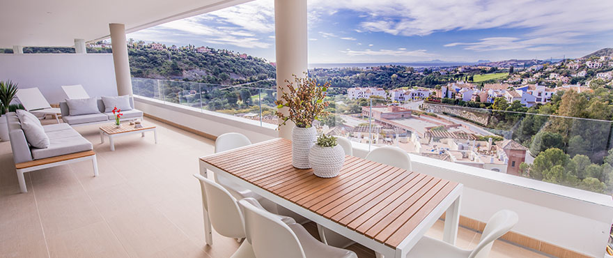 Botanic apartments, Benahavis