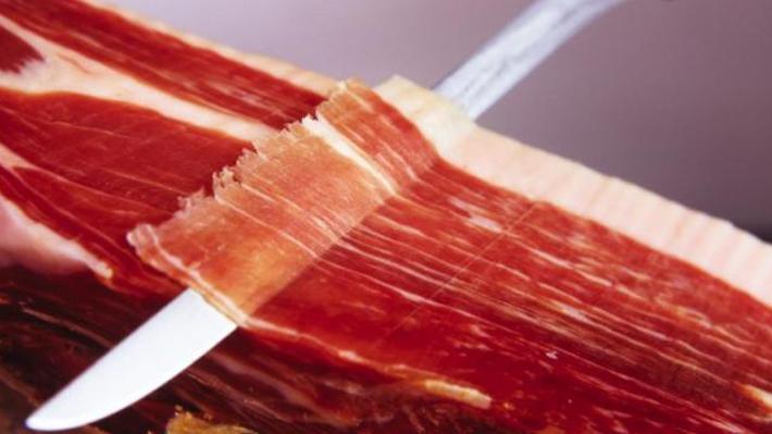 Tapas : Spanish ham