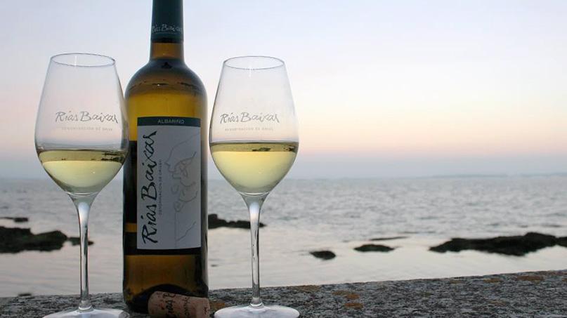 Spanish Wines : Albariño/Rias Baixas