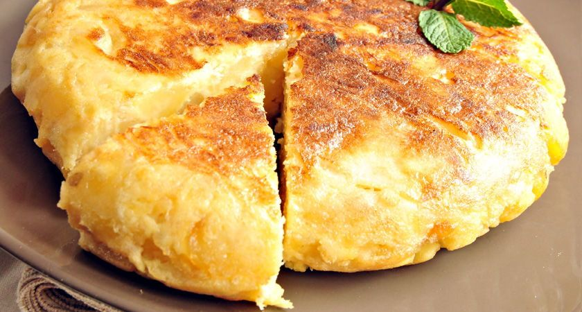 Tapas : Spanish tortilla