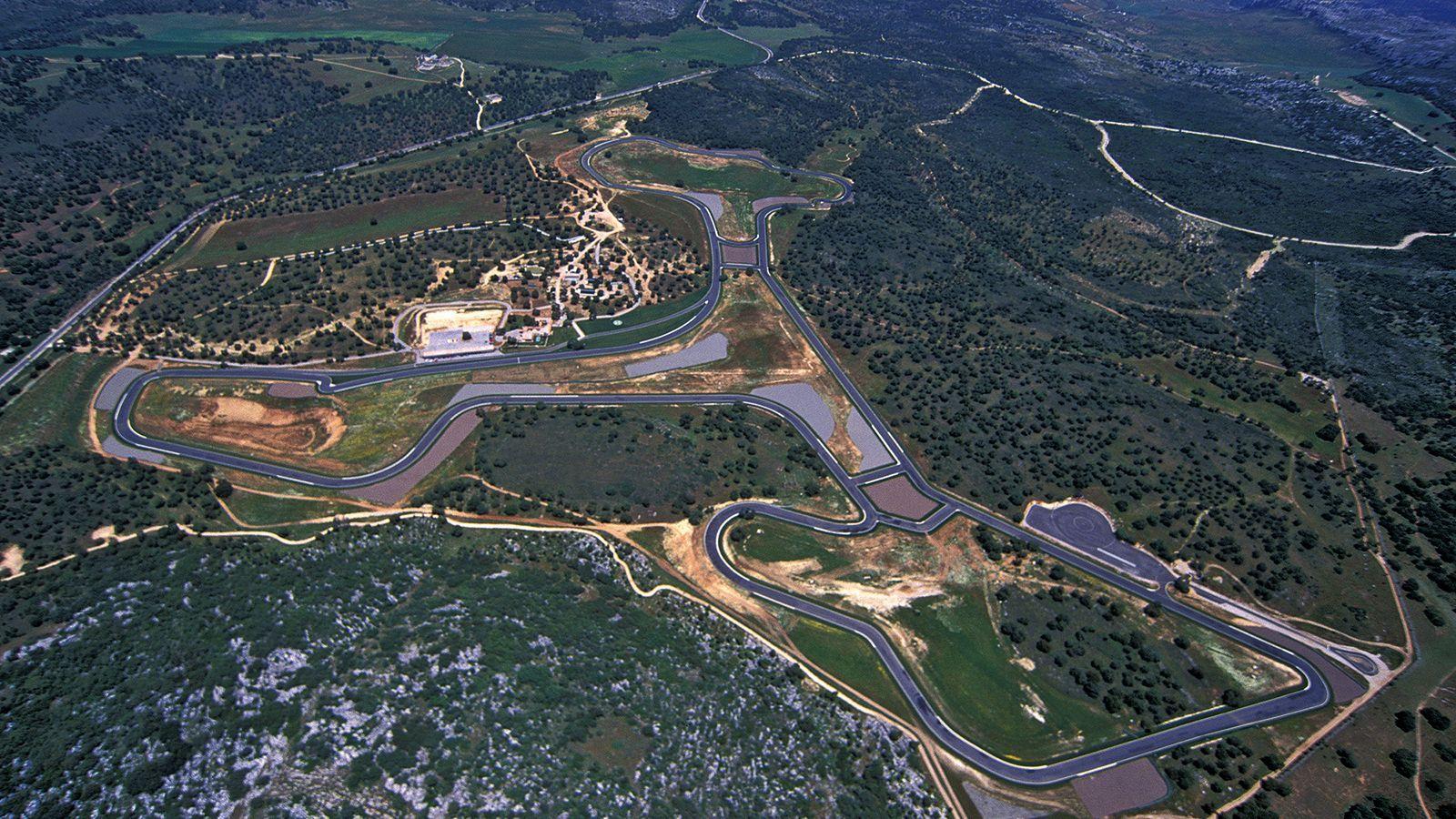 Ascari race track