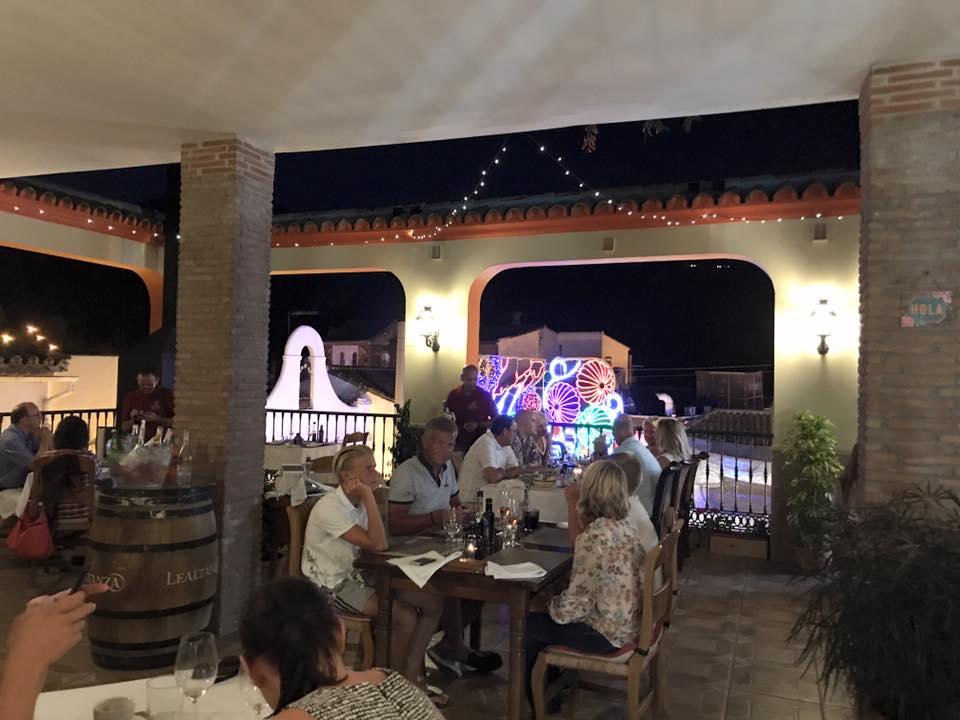 Bodegon Gallery restaurant & wine Shop