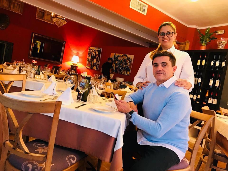 Restaurante Las Cañas, Benahavis